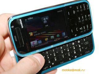 Обзор смартфона Nokia 5730. Первый XpressMusic с QWERTY.