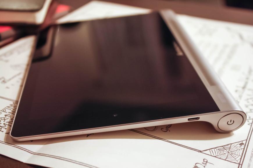 Как на планшета леново создать папку