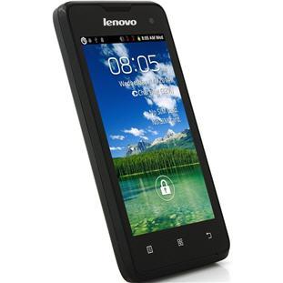 Фотография мобильного телефона Lenovo A396 (black)