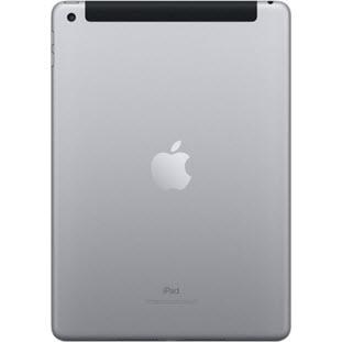 Фотография планшета Apple iPad 2018 (128Gb, Wi-Fi + Cellular, space gray, MR722RU/A)