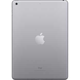 Фотография планшета Apple iPad (128Gb, Wi-Fi, space gray, MP2H2RU/A)