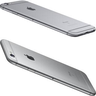 Фотография мобильного телефона Apple iPhone 6S (64Gb, восстановленный, space gray, A1688)
