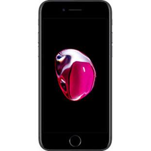 Фотография мобильного телефона Apple iPhone 7 (32Gb, black, A1778)