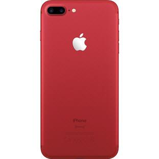 Фотография мобильного телефона Apple iPhone 7 Plus (256Gb, red, A1784)