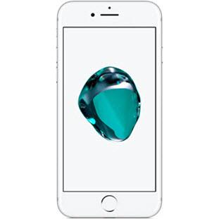 Фотография мобильного телефона Apple iPhone 7 (128Gb, silver, A1778)