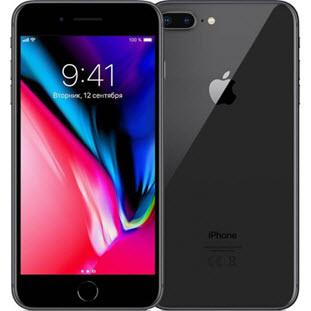 Фотография мобильного телефона Apple iPhone 8 Plus (256Gb, space gray, A1897)