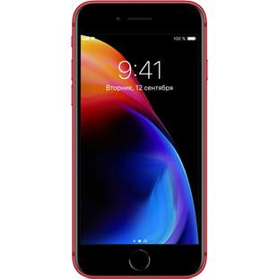 Фотография мобильного телефона Apple iPhone 8 (64Gb, red, A1905)