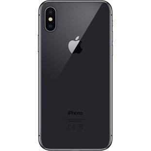 Фотография мобильного телефона Apple iPhone X (64Gb, space gray, MQAC2RU/A)
