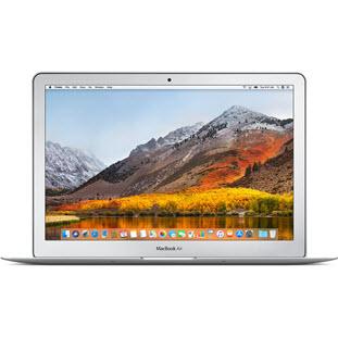 Фотография ноутбуки Apple MacBook Air 13 Mid 2017 (MQD32RU/A, i5 1.8/8Gb/128Gb, silver)