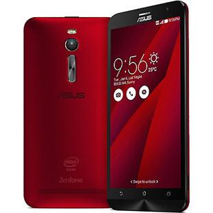 Фотография мобильного телефона Asus ZenFone 2 ZE551ML (2/32Gb, red)