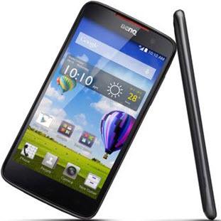 Фотография мобильного телефона BenQ F5 (1/16Gb, LTE, black)