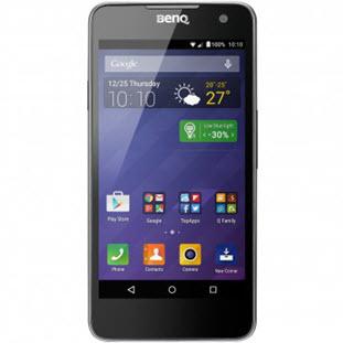 Фотография мобильного телефона BenQ T47 (1/8Gb, LTE, gray)