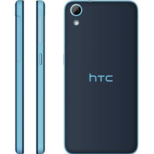 Фотография мобильного телефона HTC Desire 626G dual sim (navy blue/vivid)