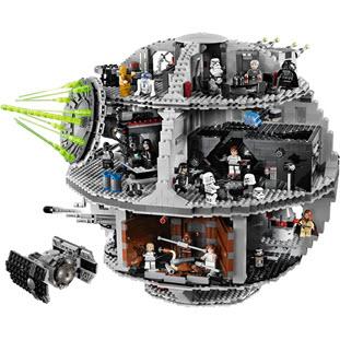 Фотография конструктора LEGO Star Wars 10188 Звезда Смерти