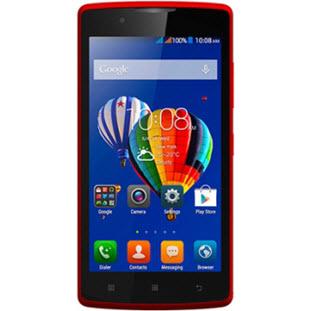 Фотография мобильного телефона Lenovo A2010 (LTE, red)