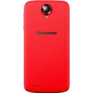 фото телефон леново красный