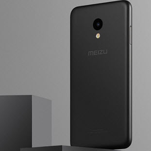 Фотография мобильного телефона Meizu M5 (32Gb, M611H, black)