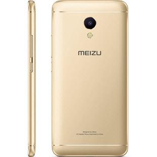 Фотография мобильного телефона Meizu M5s (32Gb, M612Q, gold)
