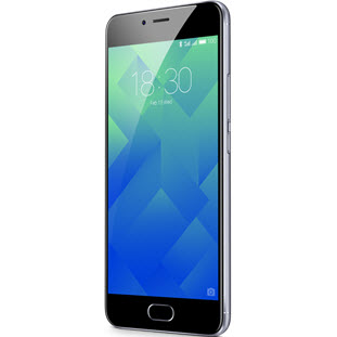 Фотография мобильного телефона Meizu M5s (16Gb, M612H, gray)