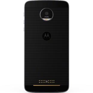 Фотография мобильного телефона Motorola Moto Z (32Gb, black/lunar grey)