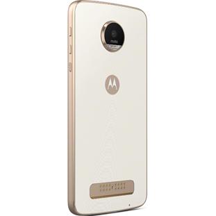 Фотография мобильного телефона Motorola Moto Z Play (white/fine gold)