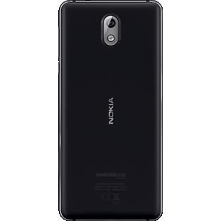 Фотография мобильного телефона Nokia 3.1 (16Gb, black)