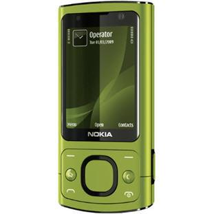 Фотографии мобильного телефона Nokia 6700 slide (lime)