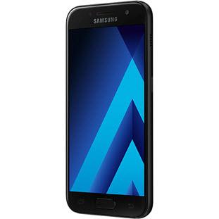 Фотография мобильного телефона Samsung Galaxy A3 2017 SM-A320F (black)