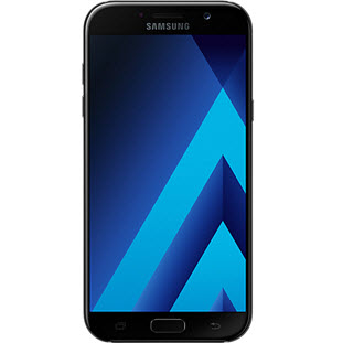 Фотография мобильного телефона Samsung Galaxy A7 2017 SM-A720F (black)