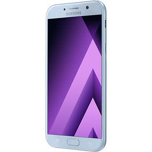 Фотография мобильного телефона Samsung Galaxy A7 2017 SM-A720F (blue)