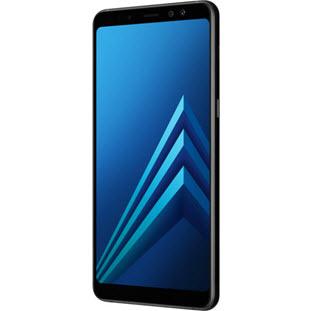 Фотография мобильного телефона Samsung Galaxy A8+ 2018 SM-A730F (black)