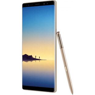 Фотография мобильного телефона Samsung Galaxy Note 8 SM-N950F (64Gb, maple gold)