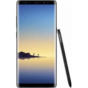 Фотография мобильного телефона Samsung Galaxy Note 8 SM-N950F (64Gb, midnight black)