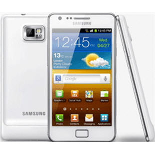 samsung i9100 galaxy s ii ceramic white 2012