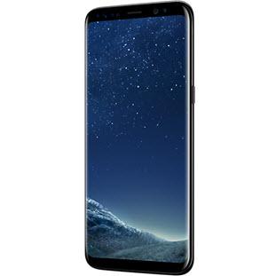 Фотография мобильного телефона Samsung Galaxy S8 (black)
