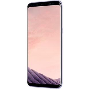 Фотография мобильного телефона Samsung Galaxy S8 (orchid gray)