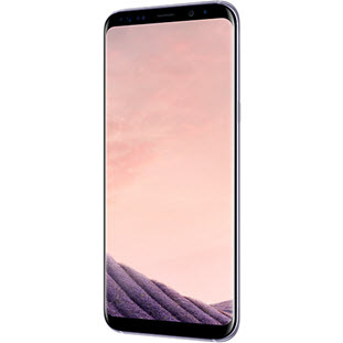 Фотография мобильного телефона Samsung Galaxy S8 Plus (128Gb, orchid gray)