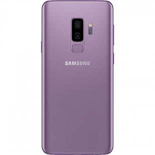 Фотография мобильного телефона Samsung Galaxy S9 Plus (64Gb, lilac purple)