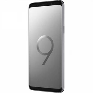 Фотография мобильного телефона Samsung Galaxy S9 (64Gb, titanium gray)