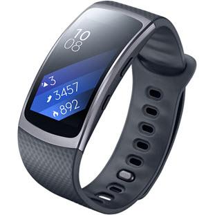 Фитнес-браслет Samsung Gear Fit 2 (SM-R3600DAASER) - фото 3