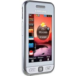 Мобильный телефон samsung s5250 wave 525 metallic