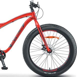 Фотография велосипеда STELS Navigator 680 MD 26 V040 (2018) (рама 20