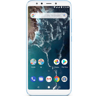 Фотография мобильного телефона Xiaomi Mi A2 (4/32Gb, Global, lake blue)