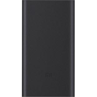 Фотография универсального внешнего аккумулятора Xiaomi Mi Power Bank 2 (10000 мАч, black)