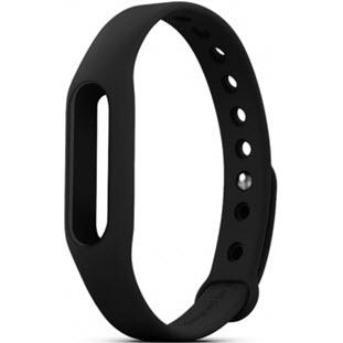 Фотография ремешка Xiaomi Original Replacement Wrist Band для Mi Band (black)