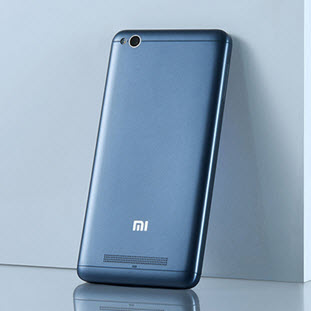 Фотография мобильного телефона Xiaomi Redmi 4A (32Gb, gray)