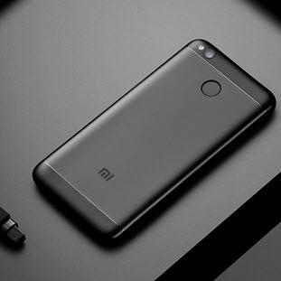 Фотография мобильного телефона Xiaomi Redmi 4X (64Gb, black)
