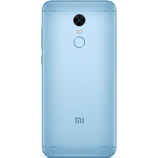 Фотография мобильного телефона Xiaomi Redmi 5 Plus (3/32Gb, Global, light blue)