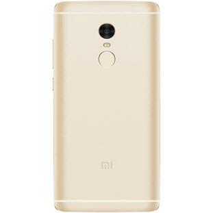 Фотография мобильного телефона Xiaomi Redmi Note 4 (64Gb+4Gb, Snapdragon 625, gold)