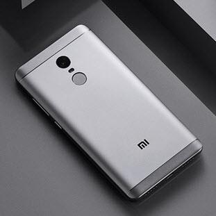 Фотография мобильного телефона Xiaomi Redmi Note 4X (16Gb+3Gb, grey)
